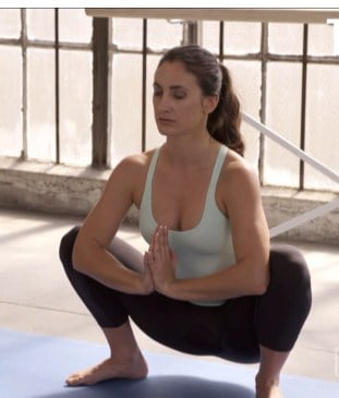 Exercises yoga to Rejuvenate