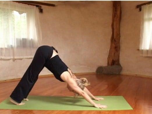 Asanas Yoga to combat asthma