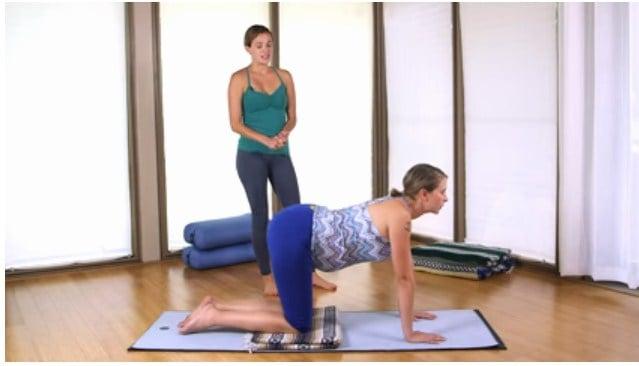 Safe Postures of Yoga for Pregnancy