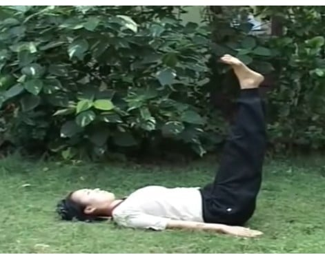 Yoga Asanas in telugu