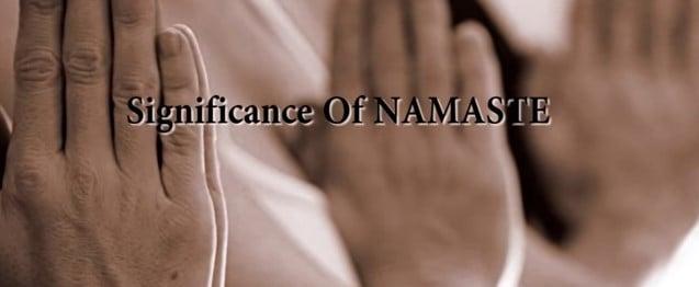 Saalam Namaste